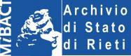 Archivio di stato di Rieti 2018