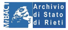 Archivio di stato di Rieti