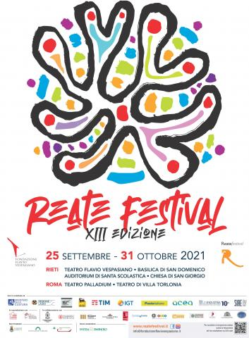 Reate Festival XIII edizione